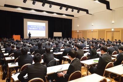 【研修実績】大阪府工業協会様/新入社員研修