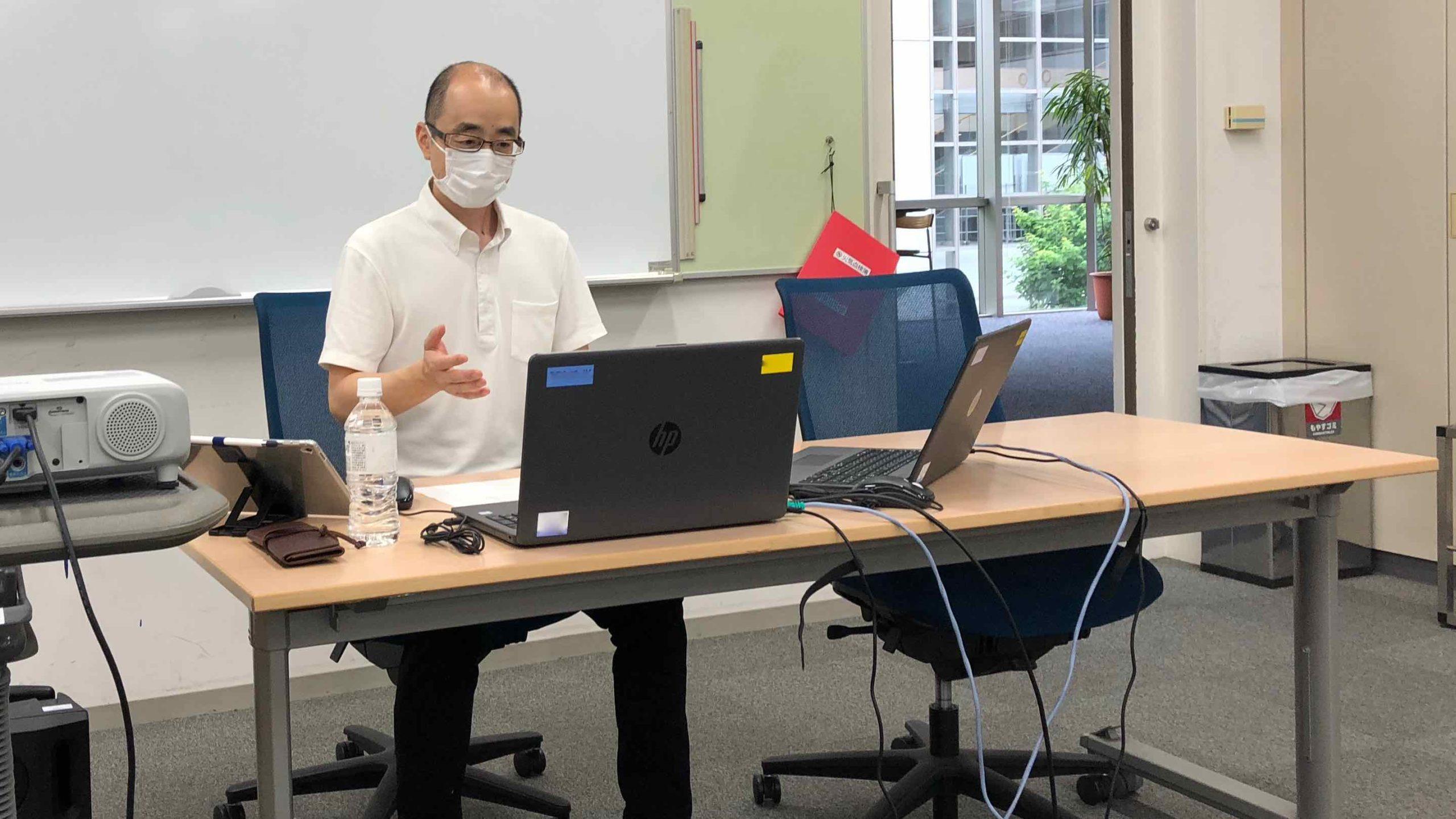 【研修実績】東京:外資系医薬会社様プレゼン・オンライン研修【実践編】2020年第1回